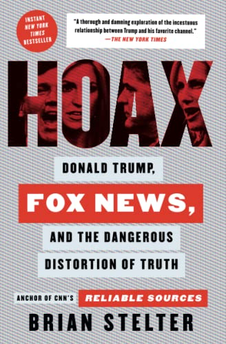 9781982142452: Hoax: Donald Trump, Fox News, and the Dangerous Distortion of Truth