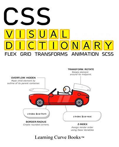 9781983065637: CSS Visual Dictionary