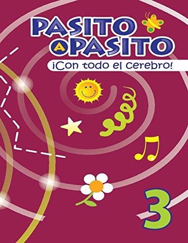 Pasito a Pasito ¡Con Todo el Cerebro!: Ana Torreiro