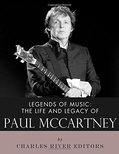 9781983421303: Legends of Music: The Life and Legacy of Paul McCartney