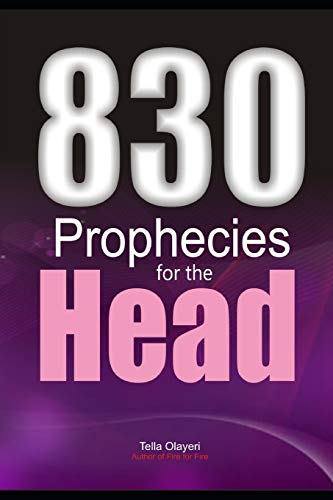 9781983440946: 830 Prophecies for the Head
