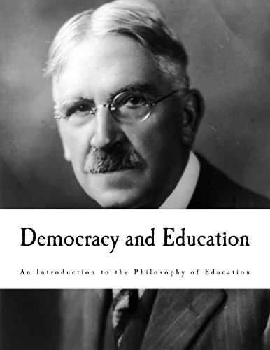 9781983490965: Democracy and Education: An Introduction to the Philosophy of Education