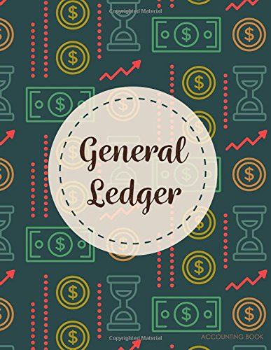 General Ledger Accounting Book: Accounts Journal : accounting books