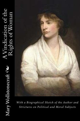 9781983778643: A Vindication of the Rights of Woman