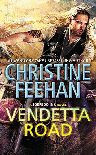 Book Cover: Vendetta Road
