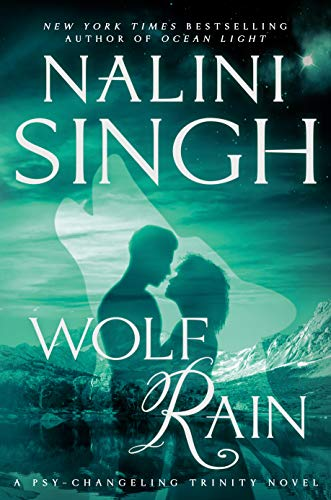 Book Cover: Wolf Rain