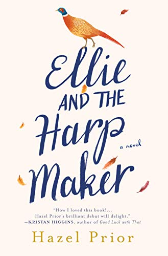 Book Cover: Ellie and the Harpmaker