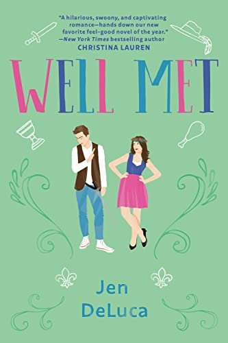 Book Cover: Well Met