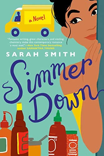 Book Cover: Simmer Down