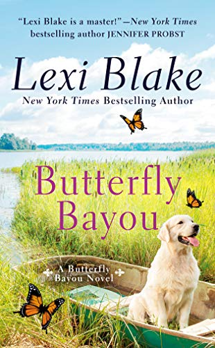 Book Cover: Butterfly Bayou