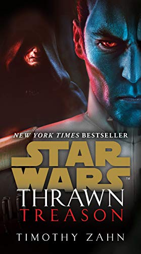Thrawn: Treason (star Wars):: Zahn, Timothy