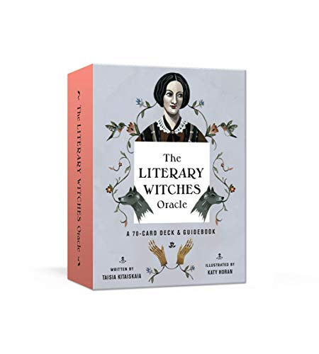 9781984824714: The Literary Witches Oracle: A 70-Card Deck and Guidebook: Oracle Cards