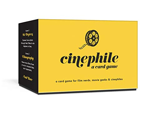 9781984825575: Cinephile: A Card Game