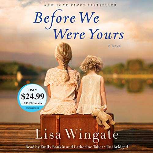 Book Cover: Before we were yours