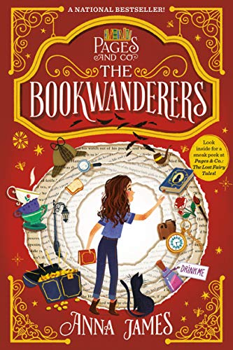 9781984837141: Pages & Co.: The Bookwanderers