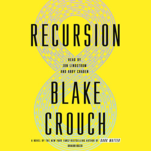 Book Cover: Recursion: A Novel