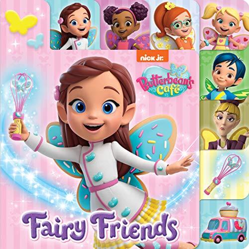 9781984892539: Fairy Friends (Butterbean's Cafe) (Butterbean's Café)