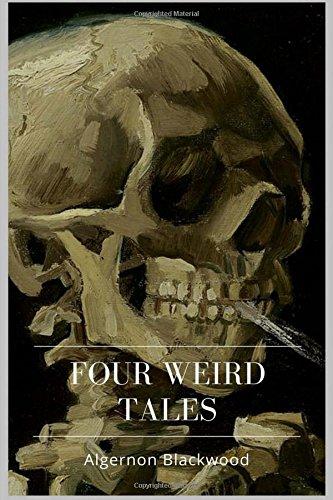 9781985141032: Four Weird Tales