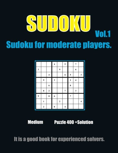 Sudoku for Moderate Players: Mathis, Johnny