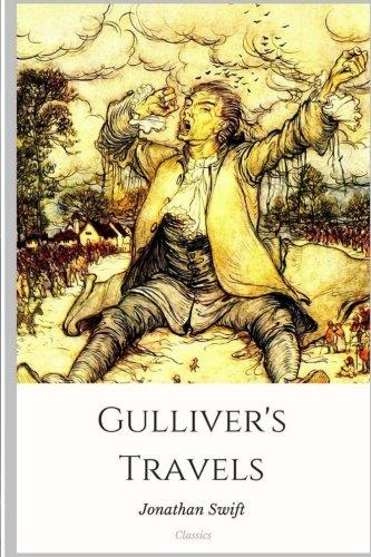 9781985250741: Gulliver's Travels