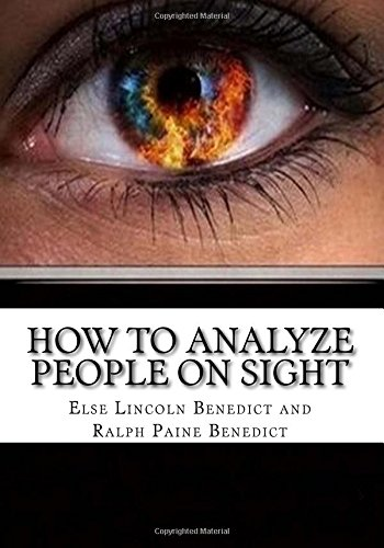 9781985255999: How to Analyze People on Sight