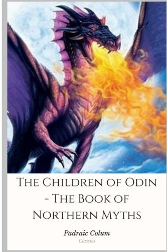 9781985326149: The Children of Odin - The Book of Northern Myths