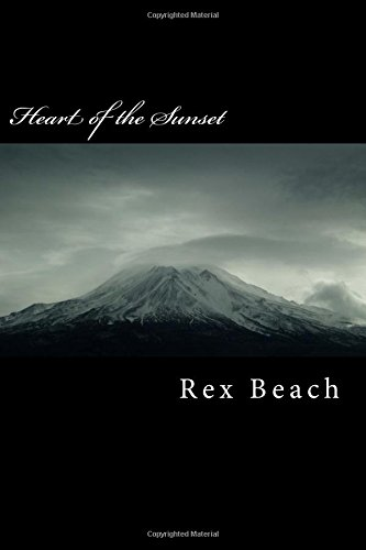 9781985621206: Heart of the Sunset