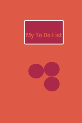 My to Do List: To - Do: Publishing, Pine Concept