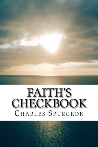 9781986034197: Faith's Checkbook