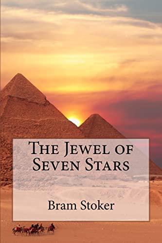9781986057677: The Jewel of Seven Stars