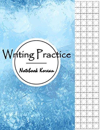 Writing Practice Notebook Korean: Workbook Journal Notebook: Publishing, Narika