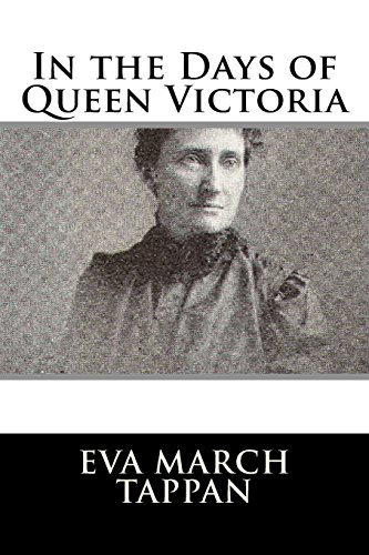 9781986172158: In the Days of Queen Victoria