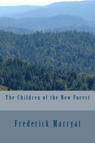 9781986177993: The Children of the New Forest