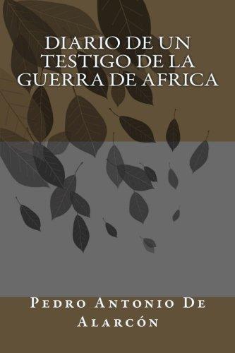 9781986178846: Diario de un testigo de la Guerra de Africa