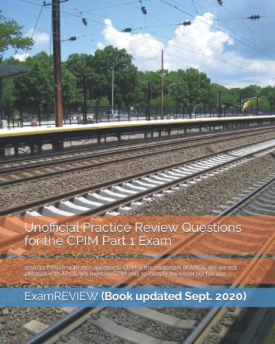 Unofficial Practice Review Questions for the CPIM: Examreview, Examreview