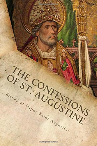 9781986298247: The Confessions of St. Augustine