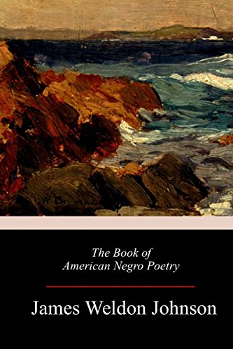 9781986308670: The Book of American Negro Poetry