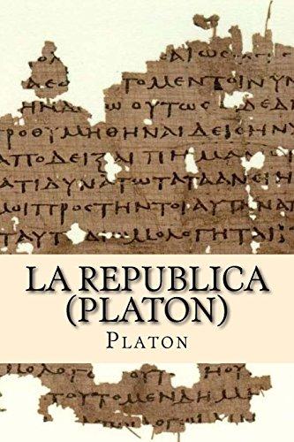 9781986342179: La Republica (Platon)