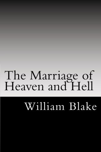 9781986407304: The Marriage of Heaven and Hell