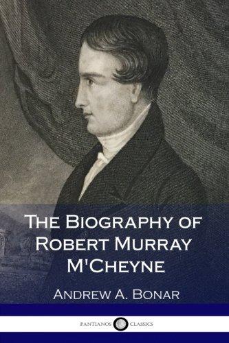 9781986554671: The Biography of Robert Murray M'Cheyne
