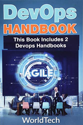 Devops: 2 Books Bundle ? Devops Handbook and Devops (An Extensive Guide): Tech World