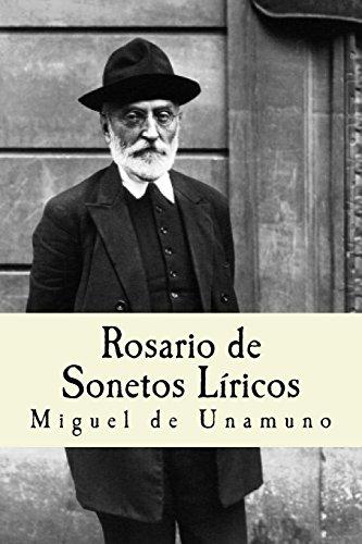 Rosario de sonetos liricos (Spanish Edition): Miguel de Unamuno