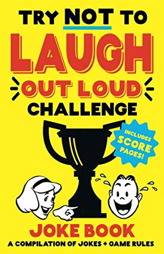 Try Not to Laugh Out Loud Challenge: John Conrad