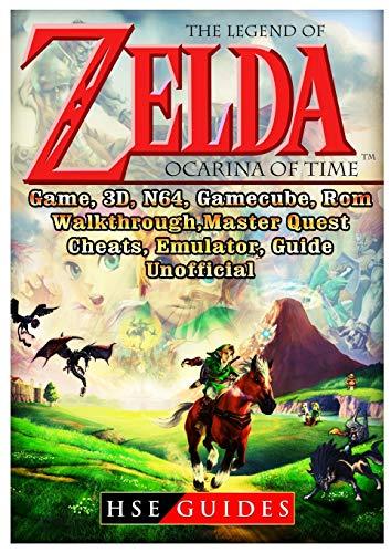 The Legend of Zelda Ocarina of Time, Game, 3d, N64, Gamecube, Rom, Walkthrough, Master Quest, ...