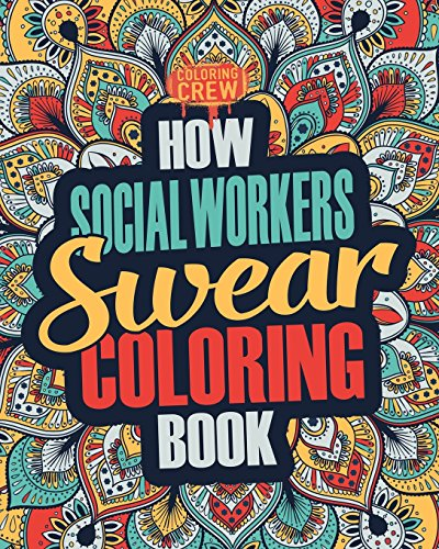 How Social Workers Swear Coloring