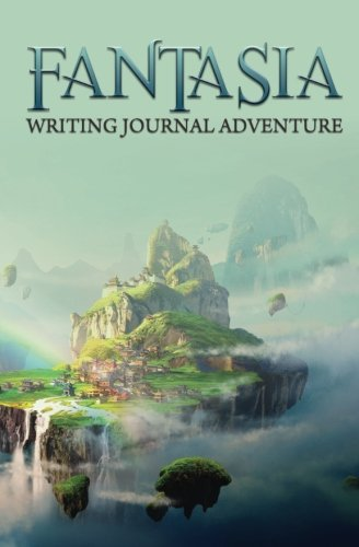 Fantasia Writing Journal Adventure: 120-Page Blank, Lined: Journal Jungle Publishing