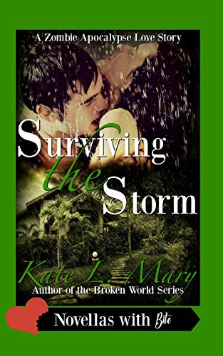 Surviving the Storm: A Zombie Apocalypse Love: Mary, Kate L.