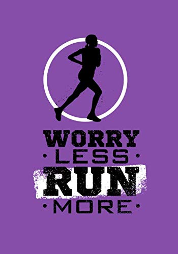 Worry Less Run More - Runners Training: Pewter, Penelope