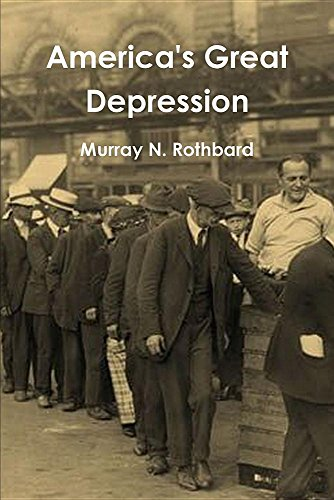 9781987817478: America's Great Depression