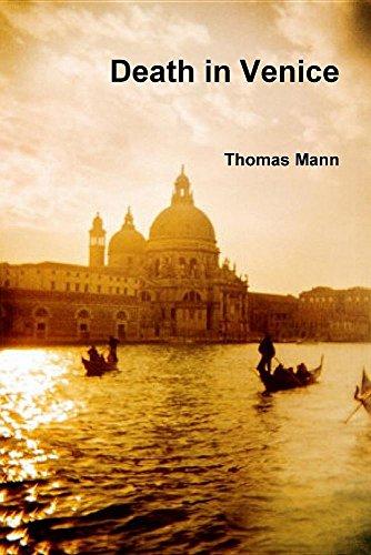 9781987817553: Death in Venice
